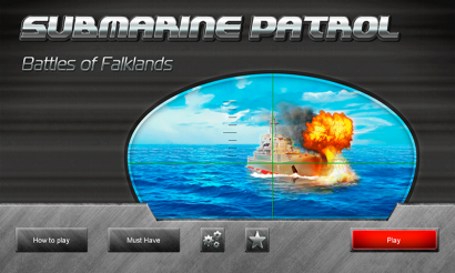 Submarine Patrol is now available on <span>Windows 10</span>!